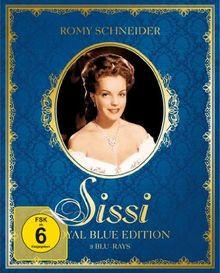 Sissi 1-3 - Royal Blue Edition [Blu-ray]