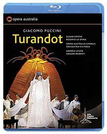 Giacomo Puccini: Turandot (Opera Australia) [Blu-ray]