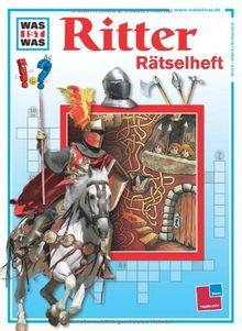 WAS IST WAS Ritter Rätselheft