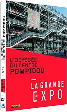 La grande expo : l'odyssée du centre pompidou