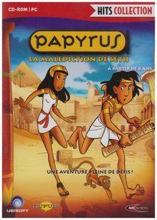 Papyrus 1 La Malédiction de Seth