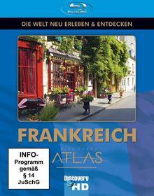 Discovery HD Atlas: Frankreich [Blu-ray]