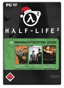 Half-Life 2 - Weihnachts Collection (DVD-ROM)