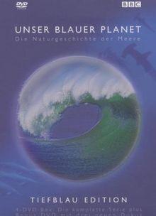 Unser blauer Planet - Tiefblau Edition (4 DVDs) [Special Edition]