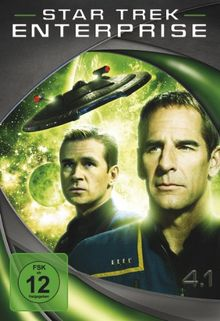 Star Trek - Enterprise: Season 4, Vol. 1 [3 DVDs]