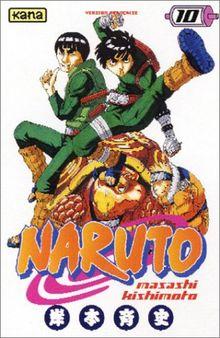 Naruto, Tome 10 :