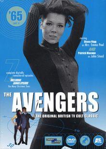 The Avengers - The Original British TV Cult Classic