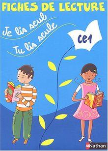 Je lis seul, CE1 : Livre de l'élève