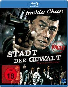 Jackie Chan - Stadt der Gewalt (Uncut) [Blu-ray]