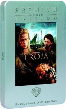 Troja (im Metalpak) [2 DVDs]