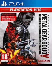 MGS The Definitive Exp Ps4