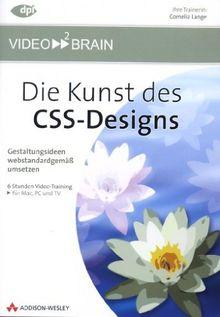 Video2Brain Die Kunst des CSS-Designs Video-Training DVD