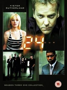 24 - Season 3 [7 DVDs] [UK Import]