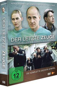 Der letzte Zeuge - Die komplette sechste Staffel [4 DVDs]