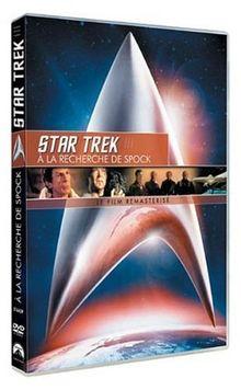 Star trek 3 - a la recherche de spock [FR Import]