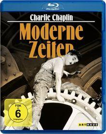 Charlie Chaplin - Moderne Zeiten [Blu-ray]