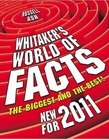 Whitaker's World of Facts 2011