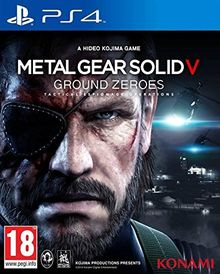 Metal Gear Solid V : Ground Zeroes francais