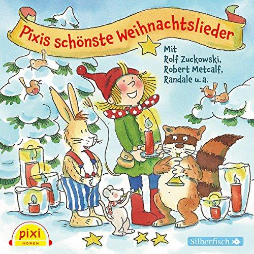 Rolf Zuckowski Weihnachtslieder Texte.Pixis Schonste Weihnachtslieder 1 Cd