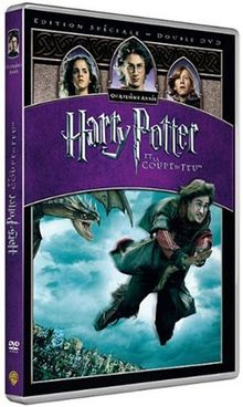 Harry potter et la coupe de feu - Edition Collector 2 DVD