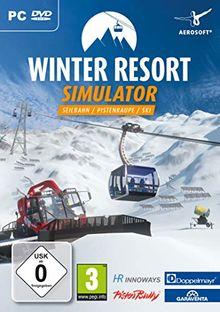 Winter Resort Simulator - [PC]