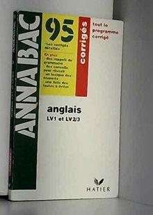 ANGLAIS CORRIGES 95 (Hat.Annabac Cor)