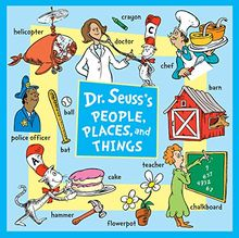 Dr. Seuss's People, Places, and Things