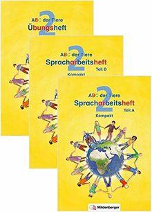 ABC der Tiere 2 – Spracharbeitsheft Kompakt: Förderausgabe