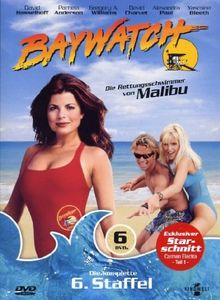 Baywatch - Die komplette 06. Staffel [6 DVDs]