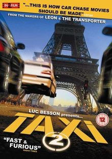 Taxi 2 [2000] [UK Import]