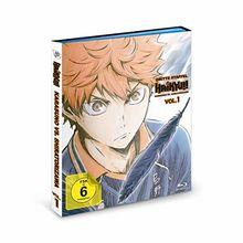 Haikyu!! Season 3 - Blu-ray 1 (Episode 01-06)