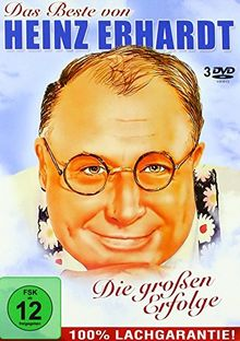 Heinz Erhardt - Das Beste von Heinz Erhardt [3 DVDs]