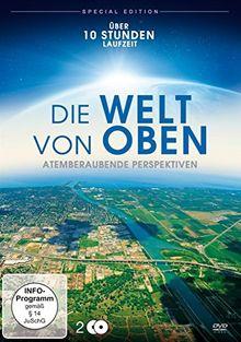 Die Welt von oben - Atemberaubende Perspektiven [2 DVDs]
