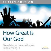 How Great Is Our God - Die schönsten internationalen Lobpreissongs 1