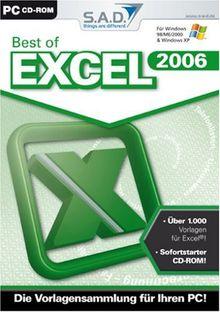Best of Excel 2006