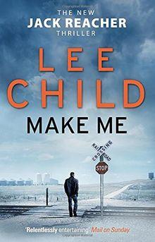 Make Me: (Jack Reacher 20)