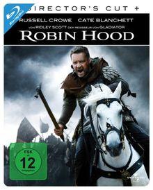 Robin Hood - Steelbook [Blu-ray] [Director's Cut]