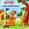 Henri baut ein Baumhaus