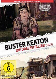 Buster Keaton - Drei Zeitalter - The Three Ages (1923) - in kolorierter Fassung