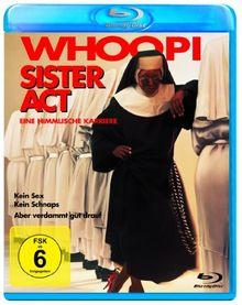 Sister Act 1 - Eine himmlische Karriere [Blu-ray]