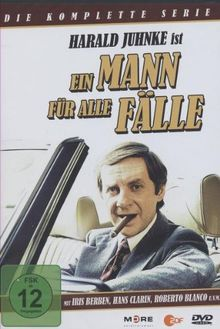 Ein Mann für alle Fälle - Die komplette Serie