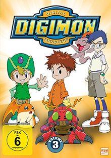 Anime Serie Digimon