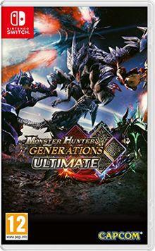Monster Hunter Generations Ultimate Jeu Switch