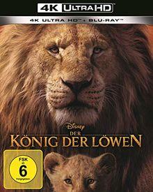 Der König der Löwen – Neuverfilmung 2019 [4K Ultra HD] [Blu-ray]