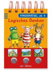 Fingerrätsel - Logisches Denken