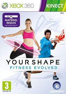 Your shape : fitness evolved 2011 (jeu Kinect) FR