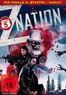 Z Nation - Staffel 5 (UNCUT-Edition) [4 DVDs]