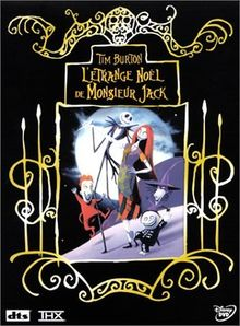 L'Etrange Noël de Monsieur Jack - Version DTS [FR Import]
