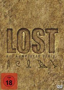 Lost - Die komplette Serie [37 DVDs]