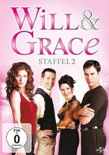 Will & Grace - Season 2 [4 DVDs]